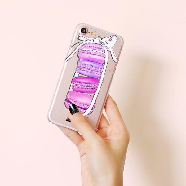 Macaron Pink designed by kateillustrate